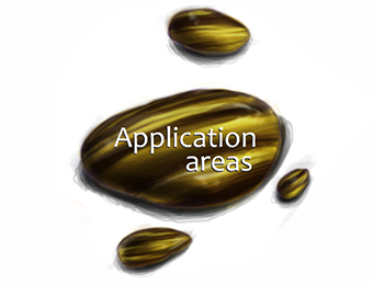Application areas